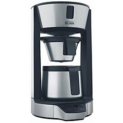 Bunn ht phase brew 8 cup thermal carafe home brewer for Bunn phase brew 8 cup coffee brewer