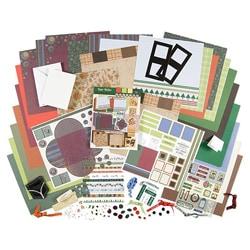 Personal Shopper December 2006 Holiday Scrapbooking Set