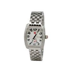 Michele Women's Urban Mini Diamond Stainless Steel Watch