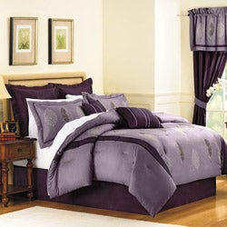 Ardsley 8-piece King-size Comforter Set