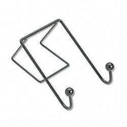 Fellowes Wire Double Hook Garment Rack
