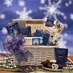 Jack Frost's Chocolate Wonders Gift Basket