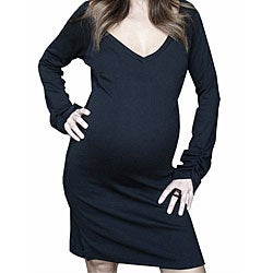 [Bump] Maroc Black Maternity Dress