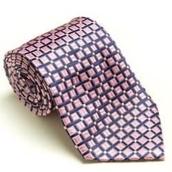 Platinum Ties Men's 'Borderline Metro' Tie