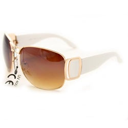 Women's M9273 White Fashion Sunglasses