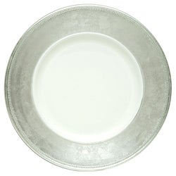ChargeIt! by Jay Silver Charger Plates (Set of 4)