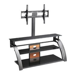 Horizon Black TV Stand/ Mount
