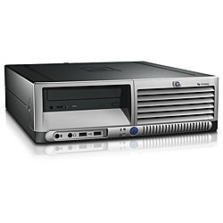 HP Compaq DC7100 P4 3.2 SFF Refurbished Desktop PC