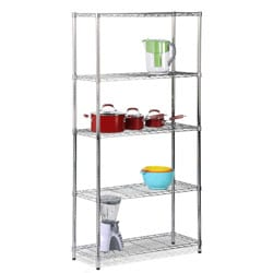 Steel Storage Shelving