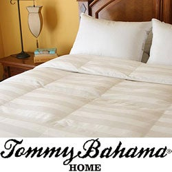 Tommy Bahama 550 Fill Power White Down Comforter