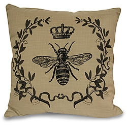 Royal Bee Pillow