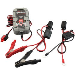 NOCO Genius G750 6V/ 12V 750mA (.75A) Battery Charger
