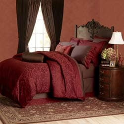 Nancy Koltes Veneto Sienna 3 Piece Full Queen Size Duvet
