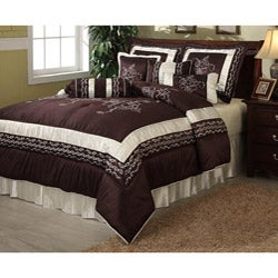 Peony 8-piece Comforter Set