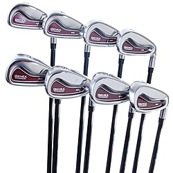 Nickent Genex ARC Titanium Iron Set (3-PW)