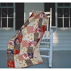Amelia Quilted Throw