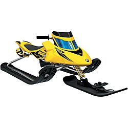Outer Edge X Games Snow Moto Yellow Sled