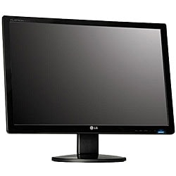 LG W2242P-BS 22-inch LCD Monitor (Refurbished)