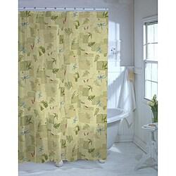Julia Fabric Shower Curtain