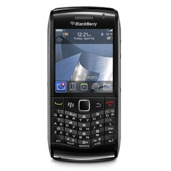 BlackBerry Pearl 3G 9100 Unlocked GSM Black Cell Phone