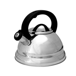 Alpine Stainless Steel 3-quart Whistling Tea Kettle