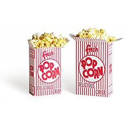 Movie Theater 1.25-oz Popcorn Boxes (Case of 50)