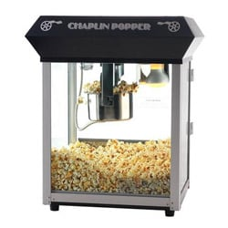 Black Chaplin 6085 4-oz Bar Style Popcorn Machine