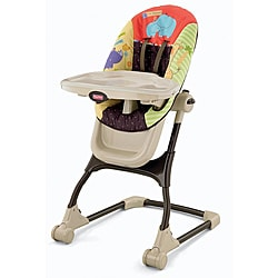 Fisher-Price Luv U Zoo Easy Clean High Chair