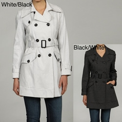 Tommy Hilfiger Women's Belted Trench Coat