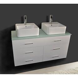 Bathroom Vanities Outlet on Double Bathroom Vanities   Discount Double Bathroom Vanity   Buy