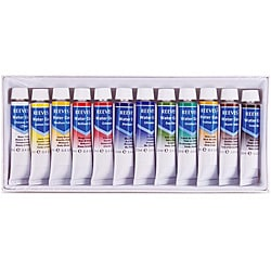 Reeves 12-piece Watercolor Paint Set
