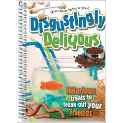 'Disgustingly Delicious' Cook Book