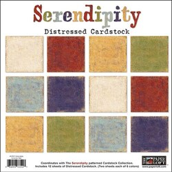 Serendipity Double-sided Cardstock Collection Pack