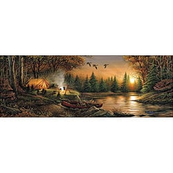 White Mountain Puzzles 'Evening Solitude' Puzzle
