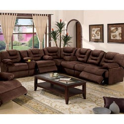 Cairo King Size Sectional Seating