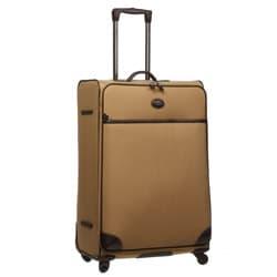 Brics Pronto Khaki 30-inch Spinner Upright Suitcase