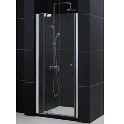 DreamLine Allure Frameless 36-43 x 73-inch Pivot Shower Door