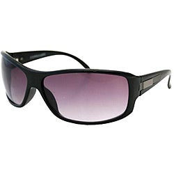 US Polo Men's 'Newport' Wrap Sunglasses