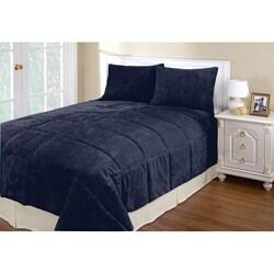 Corduroy Comforter Set