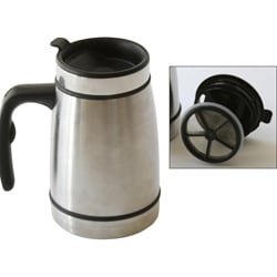 Worthy French Press Commuter Mugs (Case of 24)