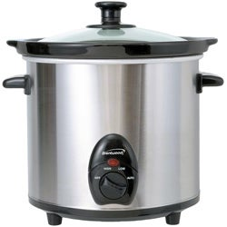 Brentwood SC-130S 3-qt Slow Cooker
