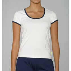 Pure Lime Women's Tennis Ball Top