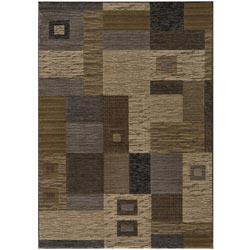 Dream Multi Geometric Rug (5'3 x 7'6)