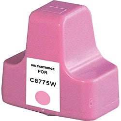 HP Compatible 02 C8775WN Light Magenta Ink Cartridge
