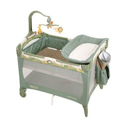 Graco Pack 'n Play Playard in Safari Sun