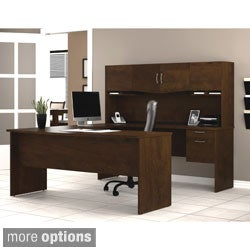 Bestar Harmony U Shaped Workstation