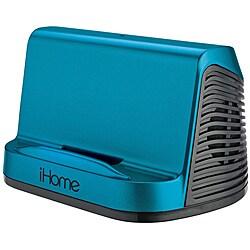 iHome Blue iHM16 Portable MP3 Stereo Speaker