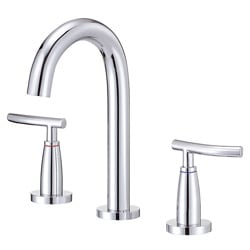 Sonora Trimline Chrome Bathroom Faucet