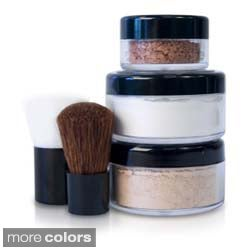 Mineral Bronzer Foundation Finisher Makeup Set