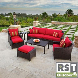 RST Cantina 7-piece Sofa Seating Set
